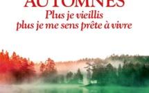 Automnes de Christine Jordis (livre)