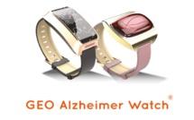 Geo Alzheimer Watch : bijou connecté pour renforcer la sécurité des malades