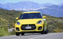 Suzuki Swift Sport : le plaisir en prime