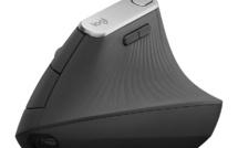 Mx vertical : la souris ergonomique qui vise à réduire les problèmes d'articulations