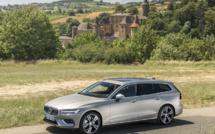 Volvo V60 D4 190 ch : dans la grande tradition des breaks Volvo