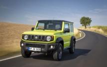 Suzuki Jimny 1.5l 4WD : le jouet de l'année et surtout, ne l'appelez pas SUV !