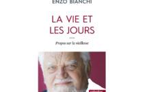 La vie et les jours, propos sur la vieillesse d'Enzo Bianchi (livre)