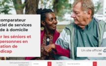 Mon aide à domicile : le comparateur des services par la Ville de Paris