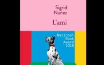 L'Ami de Sigrid Nunez : la vieille dame et le vieux chien (roman)
