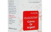 Oligostim : du cuivre, de l'argent et de l'or pour un bon automne !