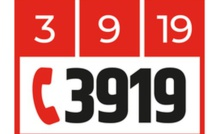 3919 : le numéro de téléphone pour les femmes victimes de violence