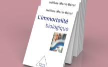 L'immortalité biologique d'Hélène Merle-Béral (livre)