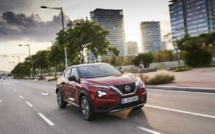 Le Nissan Juke célèbre ses dix ans en majesté