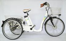 CyclO2 Comfort 24 : un nouveau tricycle à assistance électrique.