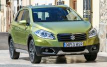 Suzuki SX4S-Cross 1.6 : un SUV familial et économique