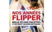 """""""Nos années flipper"""" : à la redécouverte d'un jeu culte (livre)"""