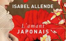 L'amant japonais d'Isabel Allende : la force des souvenirs (livre)